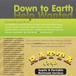 Down to Earth Help Wanted